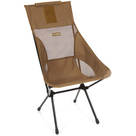 Helinox Sunset Chair, coyote tan/black